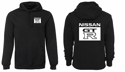 Nissan GTR Hoodie *Brand New *High Quality *6 Sizes To Choose From!