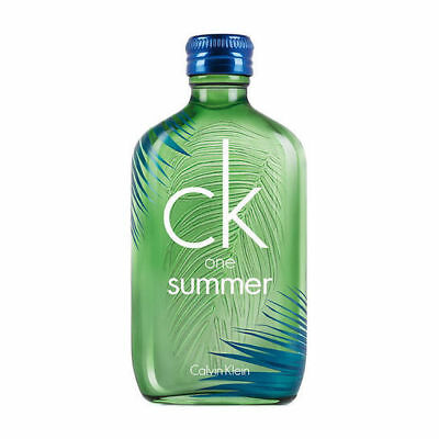 Calvin Klein CK One summer 2016 Eau de Toilette Spray 100 ml