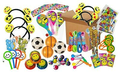 50 Childrens Party Bag Fillers Prize Pack Job Lot School Fete Prizes Pinata