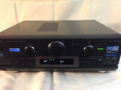 Technics SA-DX1050 Stereo Receiver with 5.1 Channel Surround Sound - No Remote