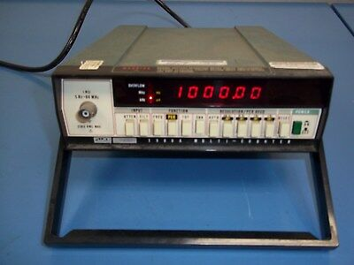 Fluke 1900 A Multicounter Wired For 115 Volts 60 Hz  Multi Counter 1900A
