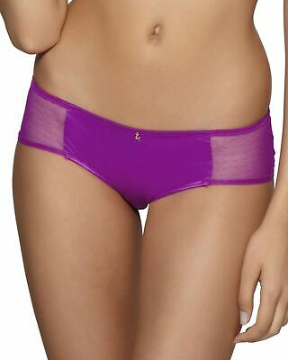 Gossard Everday Dotty Satin Short Brief G114 Radiant Orchid New Lingerie