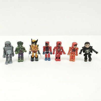 Marvel Minimates Zombies Méchants # 3 Age of Ultron//Secret Wars Pyro