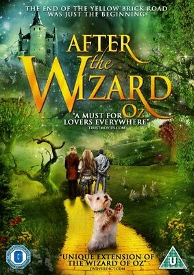 Bulk Buy - New And Sealed Dvds - After The Wizard - 100 Dvds For £15