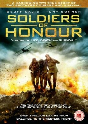 Bulk Buy - New And Sealed Dvds - Soldiers Of Honour - 100 Dvds For £15