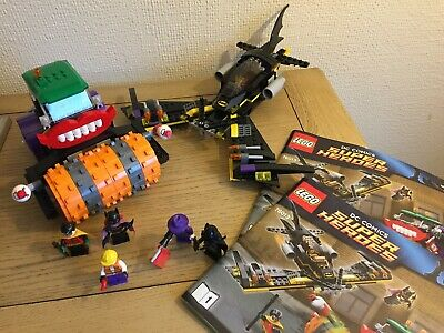 LEGO DC Comics Super Heroes Batman The Joker Steam Roller (76013)