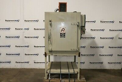 """Precision Quincy 41-800 800° F 30"""" x 30"""" x 30"""" Chamber Electric Oven"""