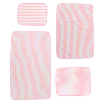 Waterproof Bed Pad Reusable Underpads Washable Incontinence Aid for Kid Baby