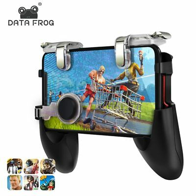 Data Frog For Pubg Game Gamepad For Mobile Phone Game Controller l1r1 Shooter Tr