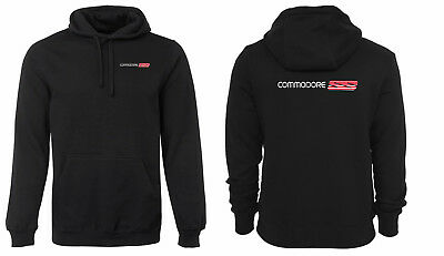 Commodore ss Hoodie *High Quality *6 Sizes To Choose From!
