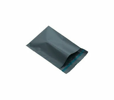 MIXED SIZES x 50 Baby Blue Postal Bags Mailing Mail Parcel Post Plastic Strong