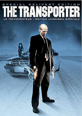 The Transporter (DVD, 2006,  Widescreen Special Edition) Bilingual FREE SHIPPING