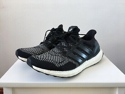 new arrival a9462 64103 ADIDAS ULTRA BOOST LTD 1.0 3M Black Reflective Men's Us Size 9.5 w/ OG Box  2016