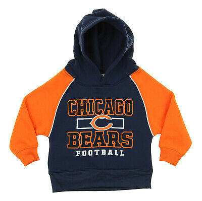 OuterStuff NFL Football Infants & Toddlers Chicago Bears Hooded Sweatshirt