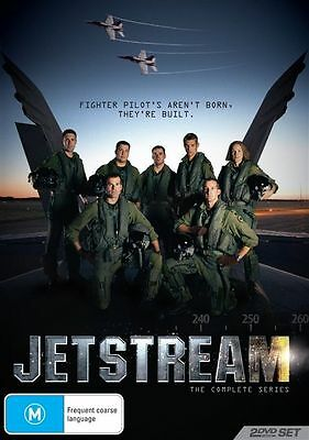 Jetstream - The Complete Series (DVD, 2011, 2-Disc Set) new, sealed