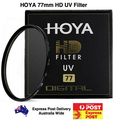 HOYA 77mm HD UV Lens Filter - BRAND NEW - Genuine Made in Japan