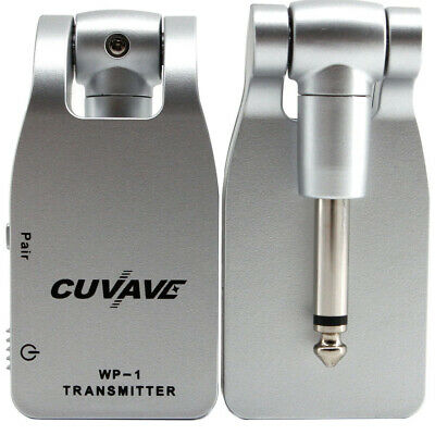 CUVAVE WP-1 2.4G Guitar System Transmitter Receiver USB Rechargeable Seraphic