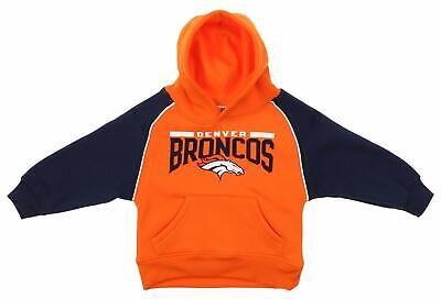 OuterStuff NFL Toddlers Denver Broncos Active Perfromance Hoodie