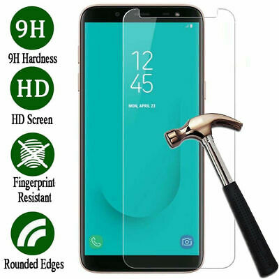 Tempered Glass Screen Protector for Samsung galaxy A3 A5 A6 A8 A7 2016/2017/2018