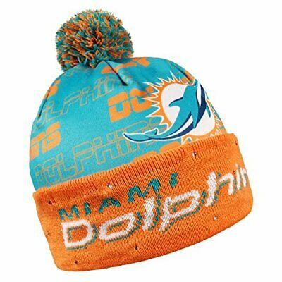Forever Collectibles NFL Adult/'s Carolina Panthers Light Up Printed Beanie
