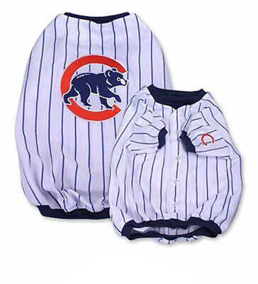 Sporty K9 MLB Chicago Cubs Baseball Dog Jersey