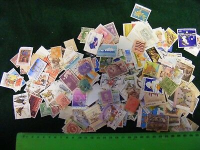 Lot of about 410 Different Australia used stamps,exact lot in photos.