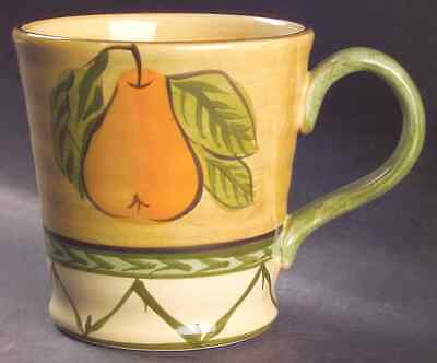 Culinary Arts STUDIO II Pear Mug 9934036