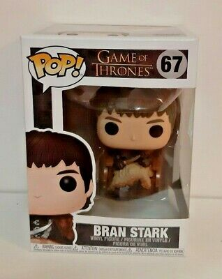 Funko Pop! n. 67 Game of Thrones - Bran Stark NUOVO SIGILLATO