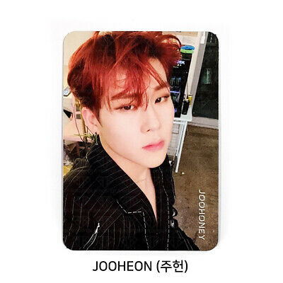 MONSTA X - 2nd Album Take.2 'We Are Here' Official Photocard - JOOHEON #01
