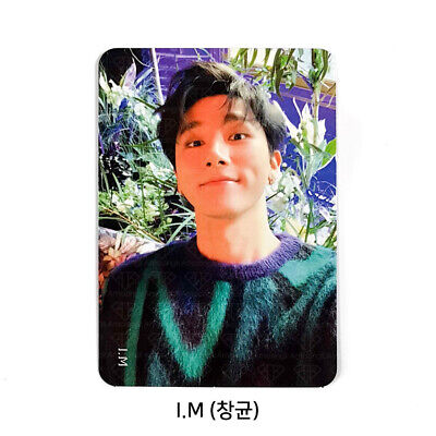 MONSTA X - 2nd Album Take.2 'We Are Here' Official Photocard - I.M #05