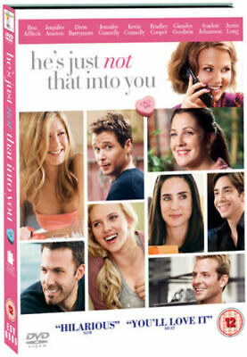He's Just Not That Into You (DVD 2009) Ben Affleck