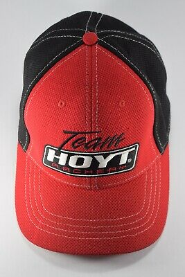 b14460ba0c0 Team Hoyt Archery Genuine (Baseball Style) Cap Red Black One Size 100%