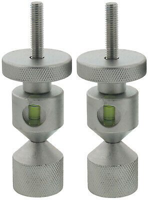 "Two (2) B&B Pipe 2120 Flange Alignment Pins for 1/2"" to 1-1/2"" Holes"