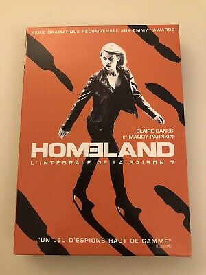 DVD - Homeland - Saison 7 - Amy Hargreaves, Claire Danes, Claire Keane, Courtney