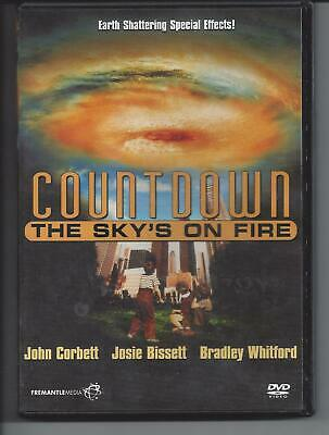 Countdown The Sky's On Fire Dvd