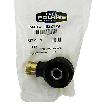 Polaris New OEM ATV Snowmobile Steering/Sway/Torsion Rod End Ball Joint 1822179