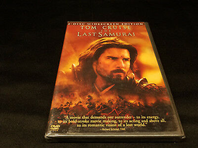 The Last Samurai (Full Screen Edition) New Sealed