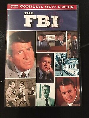 The FBI: The Complete Sixth Season [DVD] Manufactured On Demand, Full Frame