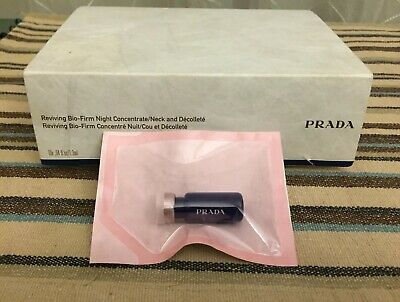 aa9893998d89 Prada Reviving Bio-Firm Night Concentrate Neck   Decollet Ind Wrapped in Box  New
