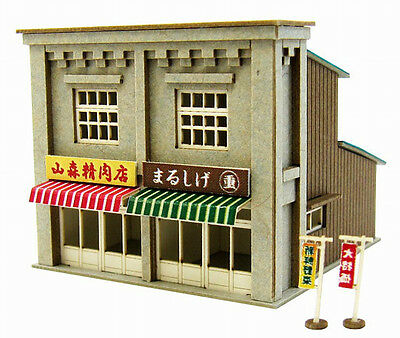 Sankei MP01-123 Japanese Store D 1/220 Z scale