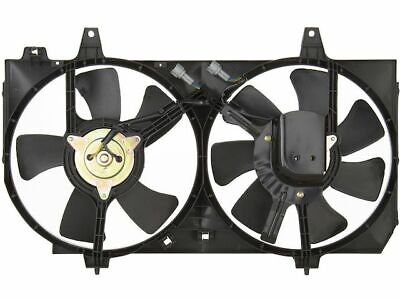 NEW DUAL FAN ASSEMBL FOR 07-15 INFINITI QX70 Q70 Q60 COUPE CONVERTIBLE IN3115108