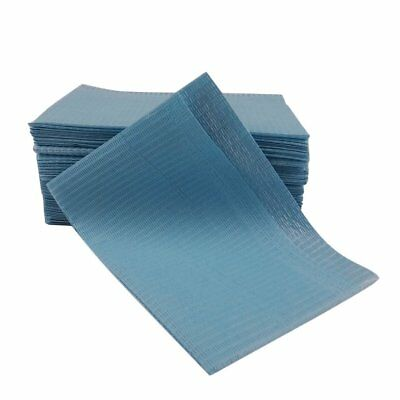 250pcs Disposable Tattoo Clean Pad Cloth Waterproof Tablecloths Mat Sheets YF