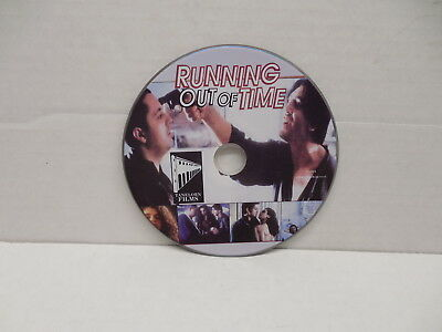 Running Out Of Time DVD NO CASE Andy Lau English Subtitles