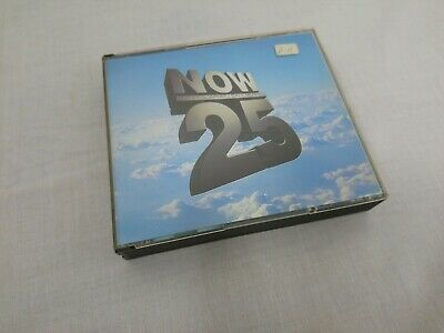 Now That's What I Call Music ! 25 Fat Box Double CD