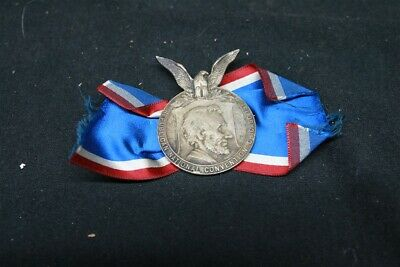1912 Republican National Convention Medal Badge Lincoln