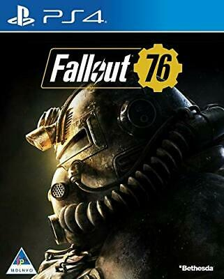 Fallout 76 Playstation 4 Ps4 Gioco Zukunft Future Action Merce Tedesca Nuovo