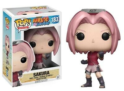 Funko Pop Animation! Naruto Shippuden: Sakura #183
