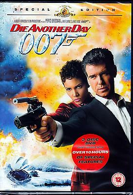 Die Another Day - DVD (2003) 2-Disc Set - New Sealed