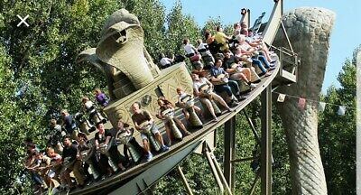 Chessington world of adventures tickets 17th July