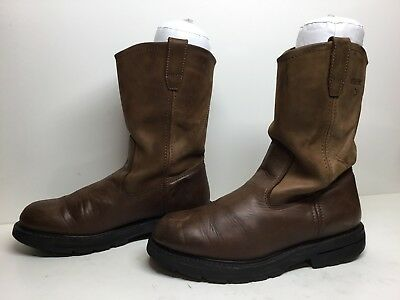 Vintage Cowboy Boots Caiman Alligator Exotic Western Boots Womens Brown Boots Size 39.5 Made in Italy Western Style Boots Hand Made Boots